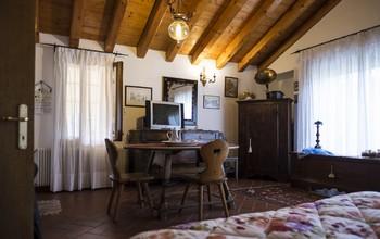 panoramica della camera